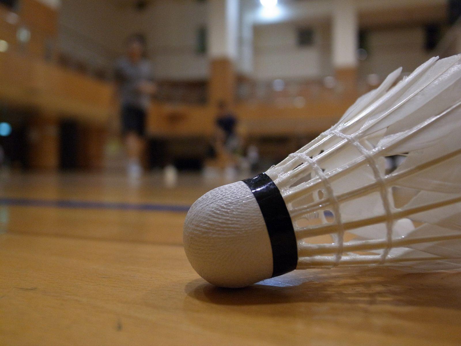 教育訓練班際羽球賽